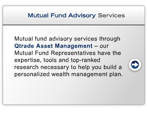 Mutual fund advisory services