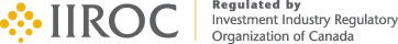 Member of the Investment Industry Regulatory Organization of Canada