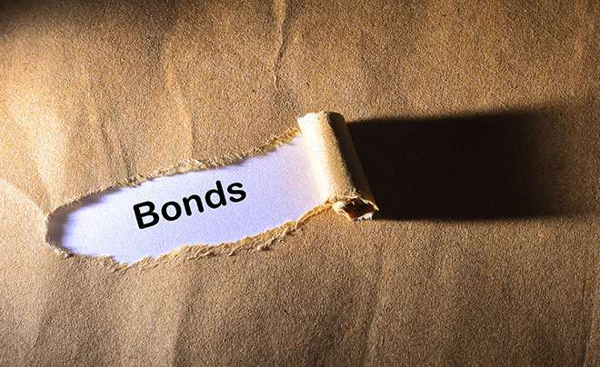 Strip bonds