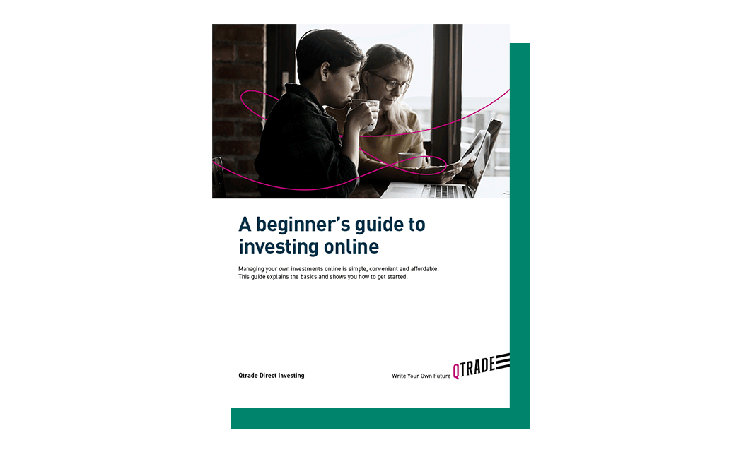 cover of the Beginner's guide to investing online