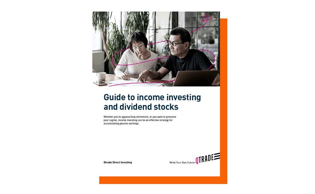 Free guide to dividend and income investing