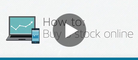 How to buy a stock online
