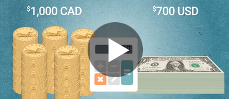 What does a lower loonie mean for your US investments?